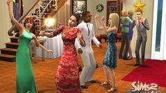 Die Sims 2: Weihnachtszeit-Accessoires Screenshot # 1