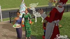 Die Sims 2: Weihnachtszeit-Accessoires Screenshot # 2