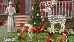 Die Sims 2: Weihnachtszeit-Accessoires Screenshot # 3