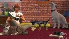 Die Sims Tiergeschichten Screenshot # 1