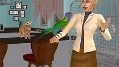 Die Sims Tiergeschichten Screenshot # 10