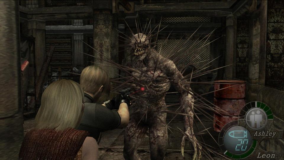 Resident Evil 4 – Screenshot der Ultimativen HD-Edition