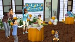 Die Sims 2: Party-Accessoires Screenshot # 4