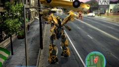Transformers - The Game Screenshot # 8