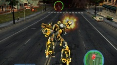 Transformers - The Game Screenshot # 9