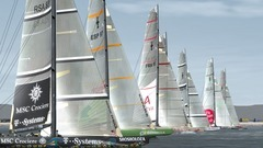 Virtual Skipper 5 - Americas Cup 32 Screenshot # 2