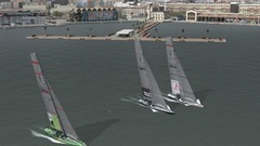 Virtual Skipper 5 - Americas Cup 32 Screenshot # 3