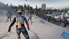 RTL Biathlon 2008 Screenshot # 6