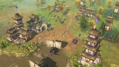 Age of Empires III: The Asian Dynasties Screenshot # 1
