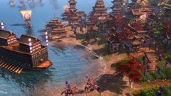 Age of Empires III: The Asian Dynasties Screenshot # 6