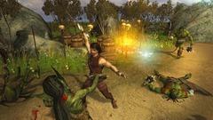 Legend: Hand of God Screenshot # 24