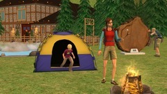 Die Sims 2: Gute Reise Screenshot # 2