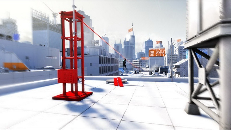 Mirror's Edge Screenshot #17