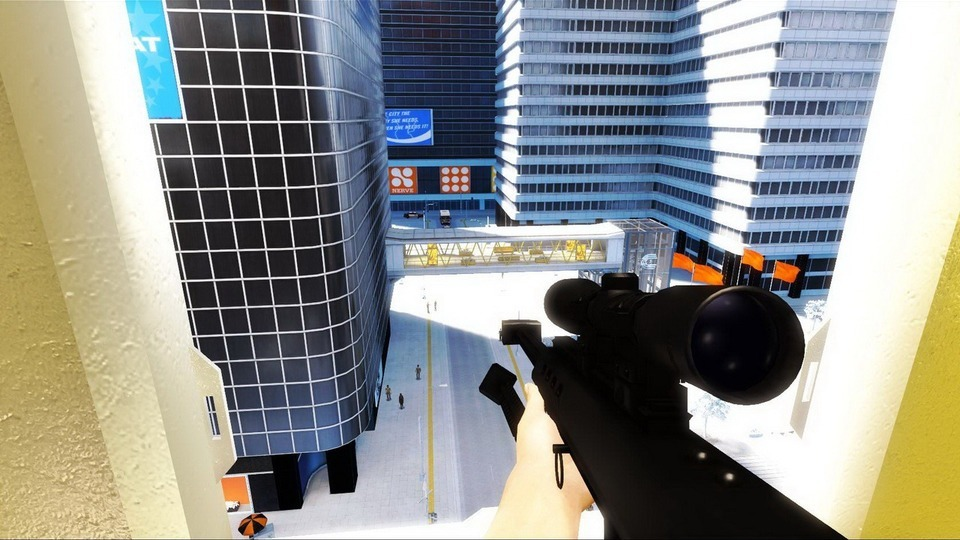 Mirror's Edge Screenshot #44