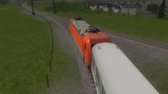 Rail Simulator Screenshot # 33