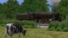 Rail Simulator Screenshot # 36