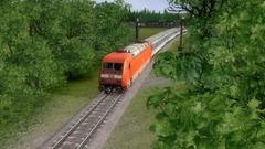 Rail Simulator Screenshot # 44