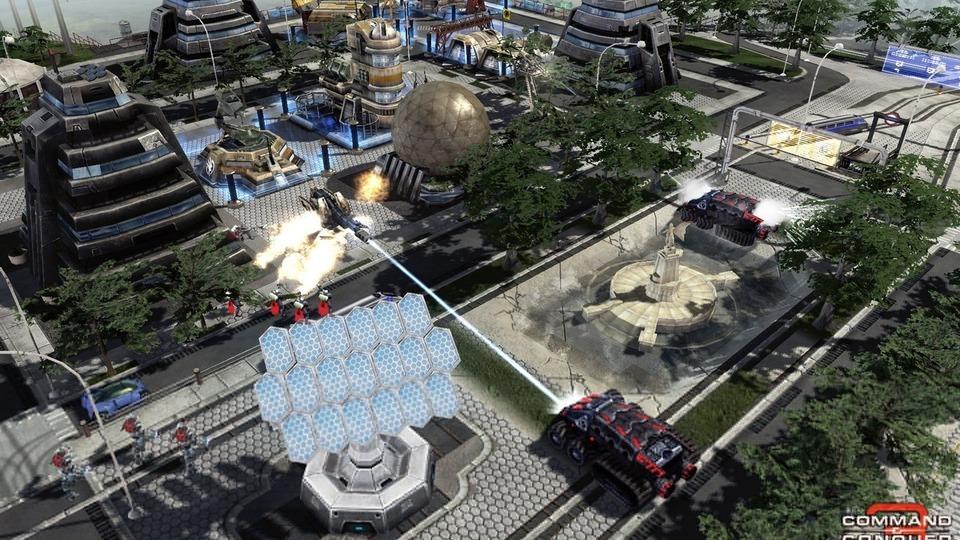 Command & Conquer 3: Kanes Rache Screenshot #19