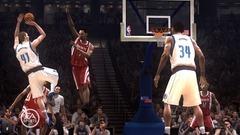 NBA Live 08 Screenshot # 6