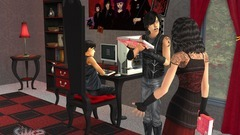 Die Sims 2: Teen Style Accessoires Screenshot # 6