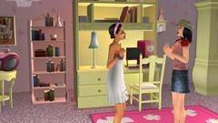 Die Sims 2: Teen Style Accessoires Screenshot # 7