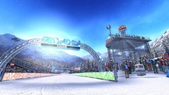 RTL Winter Sports 2008 - The Ultimate Challenge Screenshot # 7