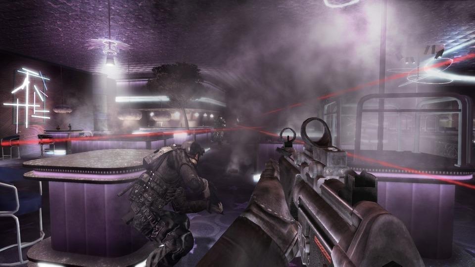 Rainbow Six Vegas 2 Screenshot #1