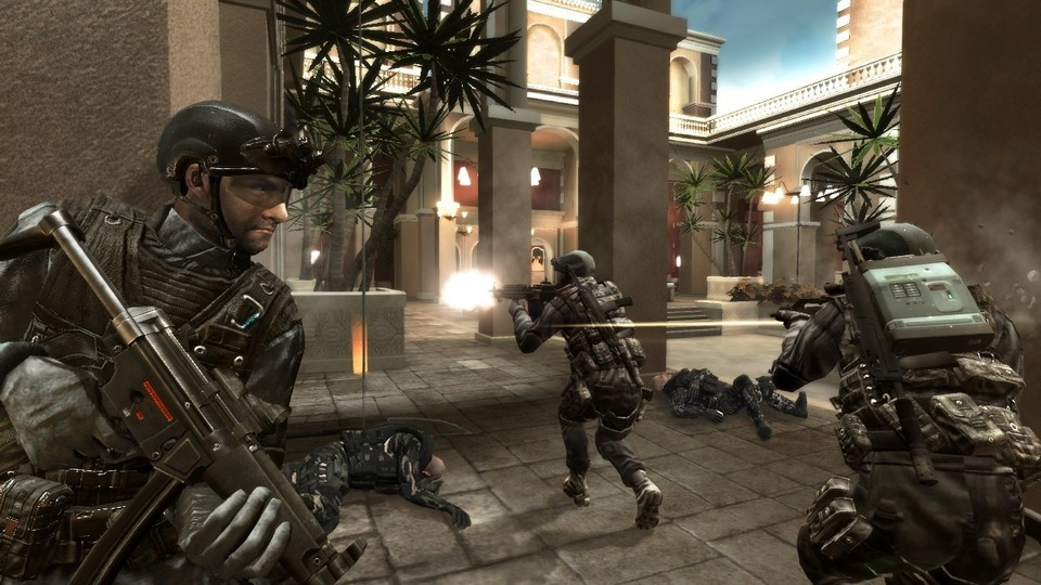 Rainbow Six Vegas 2 Screenshot #10