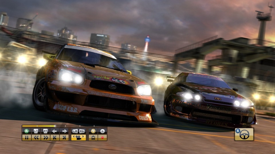 Race Driver: GRID Screenshot #5