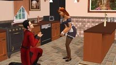 Die Sims 2: Küchen- und Bad-Einrichtungs-Accessoires Screenshot # 1