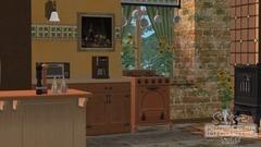 Die Sims 2: Küchen- und Bad-Einrichtungs-Accessoires Screenshot # 2
