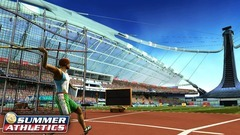 Summer Athletics Screenshot # 1
