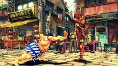 Street Fighter IV Screenshot # 25