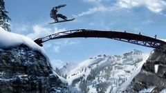 Shaun White Snowboarding Screenshot # 3