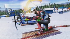 RTL Biathlon 2009 Screenshot # 1