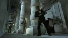 James Bond - Ein Quantum Trost - Das Spiel Screenshot # 2