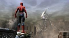 Spider-Man: Web Of Shadows Screenshot # 1