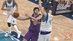 NBA 2K9 Screenshot # 2