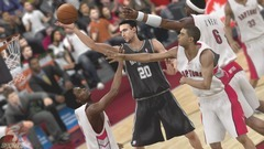NBA 2K9 Screenshot # 3