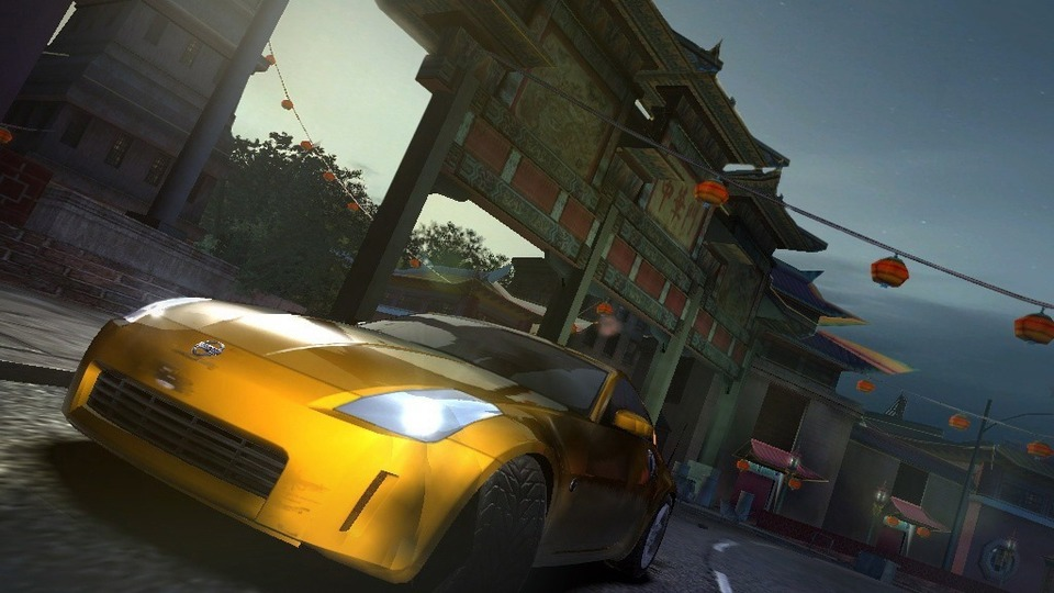 Need for Speed: World Online Screenshot #1