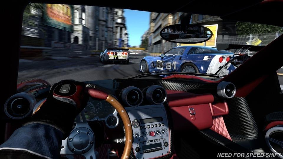 Need for Speed: SHIFT Screenshot #1