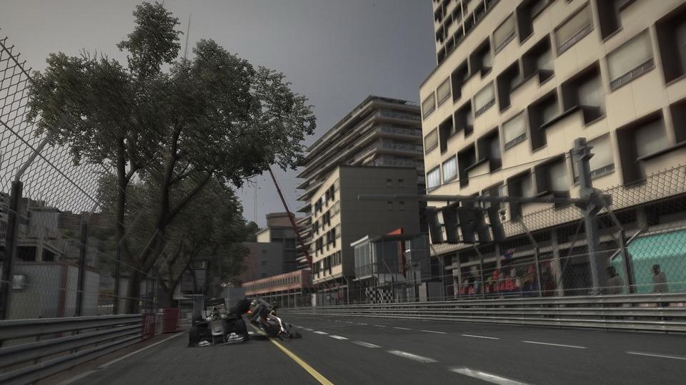 F1 2010 Testbericht – Auffahrunfall
