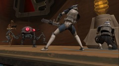 Star Wars: The Clone Wars - Republic Heroes Screenshot # 16