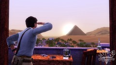 Die Sims 3: Reiseabenteuer Screenshot # 1