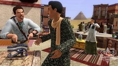 Die Sims 3: Reiseabenteuer Screenshot # 2