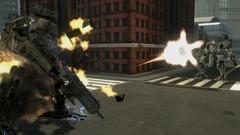 Front Mission Evolved Screenshot # 1