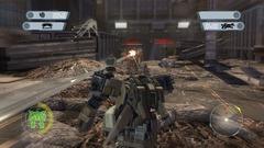 Front Mission Evolved Screenshot # 14