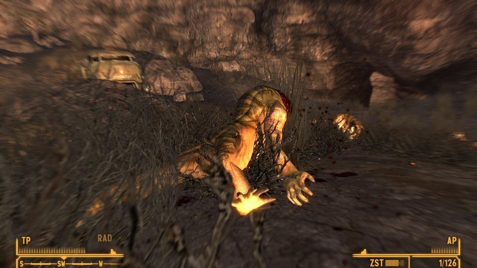Fallout: New Vegas Testbericht – Kopf ab