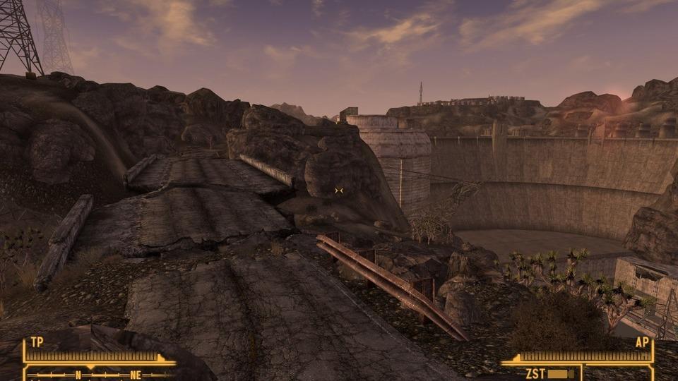 Fallout: New Vegas Testbericht – Hoover-Staudamm