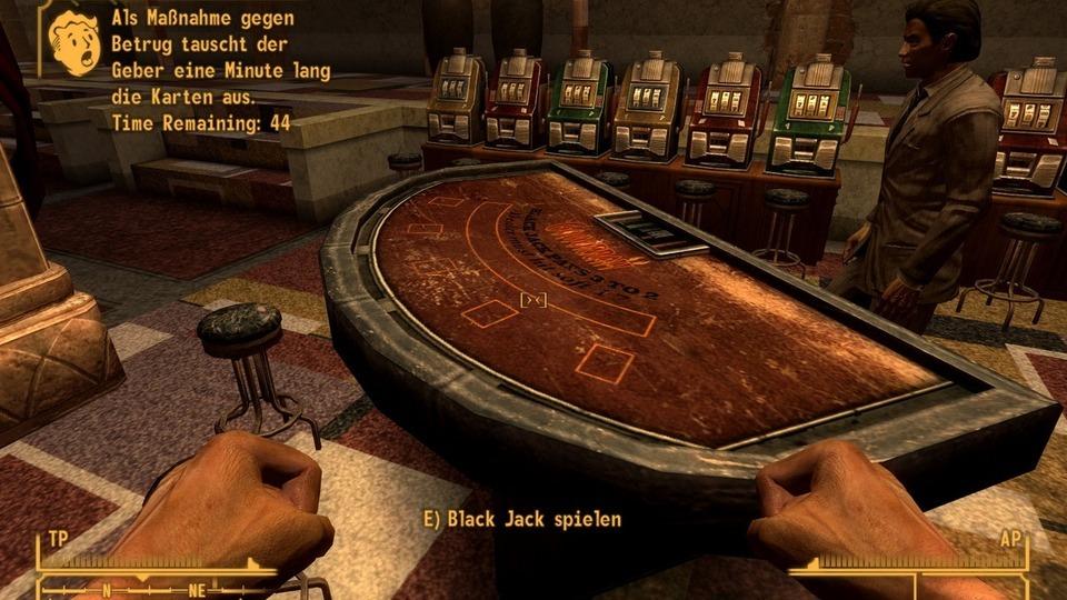 Fallout: New Vegas Testbericht – Anti-Betrugsssystem